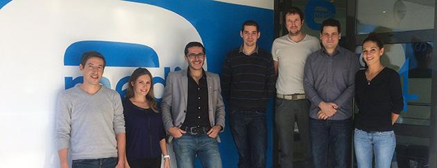 Equipe de E-media Informatique
