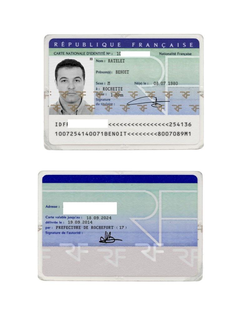 usurpation d identité carte d identité Dénonciation d'une usurpation d'identité   Emedia Informatique
